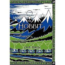 Hobbit Facsimile First Edition 80e Tolkien Fantasy HarperCollins 9780007440832