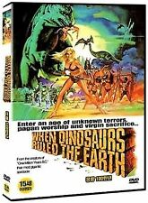 SHIPS FROM THE USA Val Guest WHEN DINOSAURS RULED THE EARTH (1970) NEW DVD