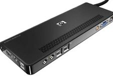 HP Notebook quickdock laptop computer docking stations 6 USB Ports black