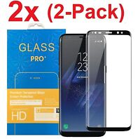 Full Cover Tempered Glass Screen Protector for Samsung Galaxy S8/S8 Plus Note 8