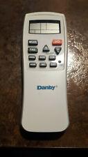 Danby Portable Air Conditioner Remote Control DPAC10030(R)