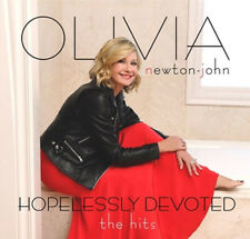 OLIVIA NEWTON-JOHN HOPELESSLY DEVOTED The Hits CD NEW unsealed