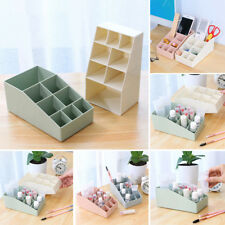 KF_ PW_ KQ_ BH_ KE_ AU_ Makeup Case Storage Container Box Dressing Table Home