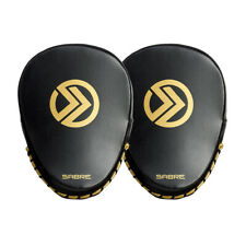 Onward Sabre Boxing Focus Pads – Technical Leather Boxing Mitts
