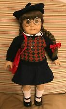 American Girl Pleasant Company doll Molly 1995 Retired Complete Meet Outfit