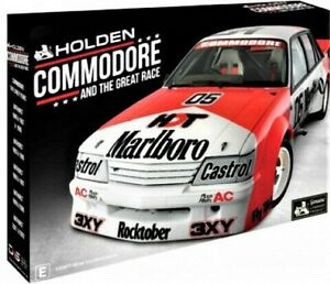 Holden Commodore And The Great Race DVD BATHURST 1000 MOTOR RACING 7-DISC NEW R4