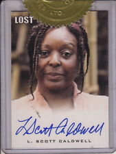 LOST: Seasons 1 to 5 - L. Scott Caldwell Autograph Case Card (Rittenhouse)