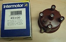 Bedford (1985-90) Isuzu (1982 on) *New* Distributor Cap Intermotor 45100