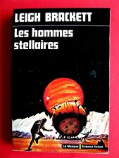 Leigh Brackett Les Hommes Stéllaires Editions Le Masque 8-Science Fiction