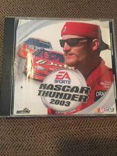 PC CD-rom NASCAR Thunder 2003