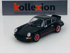 EBBRO PORSCHE 911 Carrera RS 2.7 Black 1.43