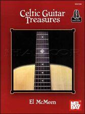 Celtic Guitar Treasures TAB & Music Book/Audio El McMeen SAME DAY DISPATCH