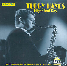 FREE US SHIP. on ANY 2 CDs! ~LikeNew CD Tubby Hayes: Night & Day: Recorded Live