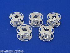 5 bobina in alluminio G Hook, BOBINE FUNZIONA SU MACCHINE PFAFF, PART N. 91-186492-05