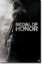VIDEO GAME POSTER Medal of Honor Key Art