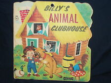 Billy's Animal Clubhouse (c) 1965