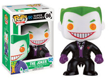 FUNKO POP The Joker Black Suited Pop Super Heroes Figure Batman
