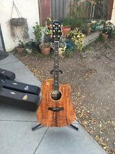 Taylor Koa Acoustic Guitar, K20-C, Koa Front, Back, & Sides, K-20-C, Dreadnought