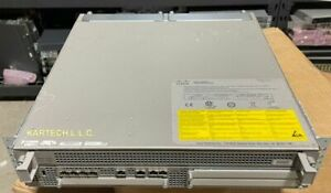 CISCO ASR1002 ASR1000-ESP5 ASR1002-5G/K9 Dual ASR1002-PWR-AC