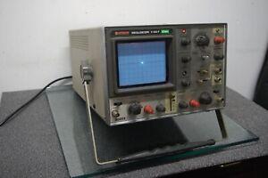 Hitachi V-202F 20 MHz Oscilloscope
