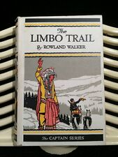 1935 Edition of 'The Limbo Trail' by Rowland Walker - Great cover graphics !