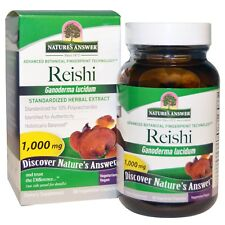 REISHI MUSHROOM 60x500GM GANODERMA LUCIDUM MANY HEALTH BENEFITS