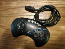 Sega Mega Drive Competition Pro Series II Controller with Turbo Buttons