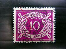 IRELAND 1965 Postage Due 10p SGD13 Fine/Used Cat £8.50 NEW PRICE FP8697
