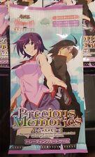 Precious Memories TCG - Monogatari Series - 1 Booster Pack JP