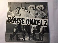 "Böhse Onkelz – Mexico/First pressings written incorrectly ""malvada Onkelz"""