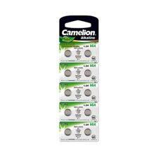 Camelion AG 4/LR66/LR626/377 1.5V Pile Bouton Alcaline - Pack de 10