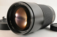 【TOP MINT】CONTAX Carl Zeiss Sonnar T* 180mm F/2.8 MMJ Manual Lens From JAPAN