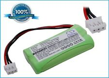 2.4V battery for Philips H-AAA600X2, Kala 3351, 2HR-AAAU, Kala 3352, SE105, DeCT