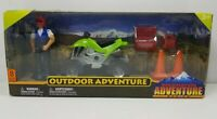 Imagination Outdoor Adventure Series Toy Playset AT4 Tools & Action Figure NEW