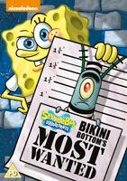SpongeBob Squarepants: Bikini Bottom's Most Wanted DVD (2016) Stephen ***NEW***