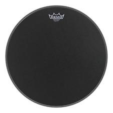 Remo Ambassador Black Suede Drumhead - 10 Inch - BA-0810-ES