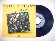"""TOTO CUTUGNO : FIGLI - AMICO DEL CUORE ♦ PORT GRATUIT 45T ITALIE / 7"""" ITALO ♦"""