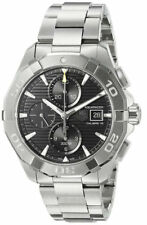 Tag Heuer Aquaracer Calibre 16 Chronograph Automatic 43MM Watch CAY2110.BA0927