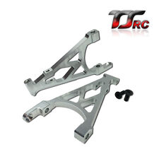 CNC metal rear shock tower set for HPI Rovan KM 1/5 Rc Buggies Baja 5B 5T 5SC