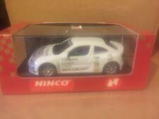 NINCO RENAULT MEGANE COPA #1 WHITE REF 50144