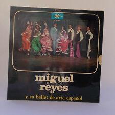 Miguel de los reyes LP 33 giri Vinile M 30-097 MARFER Balli Arte Spagnola