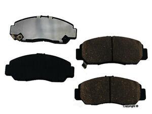 Disc Brake Pad Set Front WD Express 520 07870 001