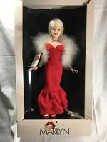 Rare World Doll Vintage 1983 Marilyn Monroe 71890 Doll Celebrity Series IOB