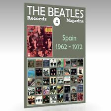 The Beatles Records Magazine - No. 4 - Spain (1962 - 1972): Full Color Guide