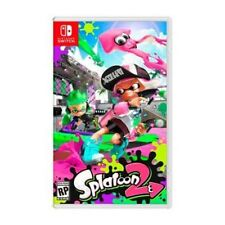 Nintendo - switch Splatoon 2