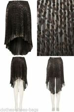 Polyester Casual Asymmetrical Topshop Skirts for Women