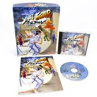 Street Fighter Alpha Warriors Dreams for IBM PC CD-ROM by Capcom, 1997, VGC