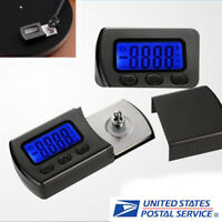 LP Digital Turntable Stylus Force Scale Gauge Led dzr 0.01g For Tonearm Phono