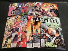 Justice League Elite #1-12 (2004-2005) Complete Set DC Comics NM 9.0-9.4 N102
