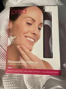 PMD Personal Microderm Pro - At-Home Microdermabrasion Machine Retail $199